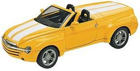 Revell-Monogram 2003 Chevy SSR Plastic Model Car Kit 1/25 Scale #854052