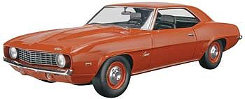 Revell-Monogram 1969 Camaro ZL-1 -- Plastic Model Car Kit -- 1/25 Scale -- #854056