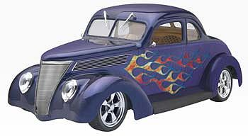 Revell-Monogram 1937 Ford Coupe Street Rod -- Plastic Model Car Kit -- 1/24 Scale -- #854097