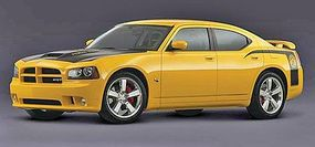 Dodge Charger SRT8 Super Bee Custom Plastic Model Car Kit 1/25 Scale #854225