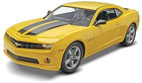 Revell-Monogram 2010 Camaro SS Plastic Model Car Kit 1/25 Scale #854239