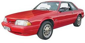 Revell-Monogram 1990 Mustang LX 5.0 2n1 Plastic Model Car Kit 1/25 Scale #854252