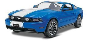 Revell-Monogram 2010 Mustang GT Coupe Plastic Model Car Kit 1/25 Scale #854272