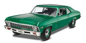 Revell-Monogram 1969 Chevy Nova COPO Plastic Model Car Kit 1/25 Scale #854274