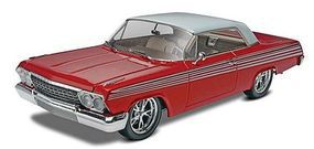 Revell-Monogram 1962 Chevy Impala SS 2n1 Plastic Model Car Kit 1/25 Scale #854281