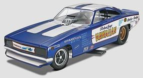 Revell-Monogram Hawaiian Charger Funny Car Plastic Model Car Kit 1/25 Scale #854287
