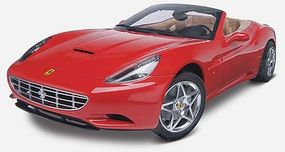 Revell-Monogram Ferrari Cali Open Top Plastic Model Car Kit 1/24 Scale #854291