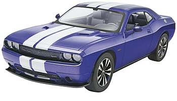 Revell-Monogram 2013 Challenger SRT8 -- Plastic Model Car Kit -- 1/25 Scale -- #854308