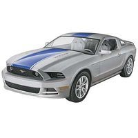 Revell-Monogram 2014 Mustang GT Plastic Model Car Kit 1/25 Scale #854309