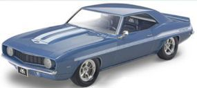 Revell-Monogram 69 Chevy Camaro Yenko Plastic Model Car Kit 1/25 Scale #854314