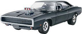 Fast & Furious 1970 Dodge Charger Plastic Model Car Kit 1/25 Scale #854319