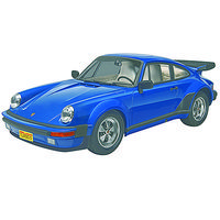 Revell-Monogram Porsche 911 Turbo Plastic Model Car Kit 1/24 Scale #854330