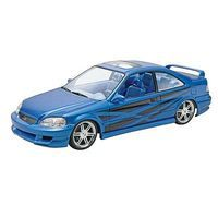 Revell-Monogram Honda Civic Si Coupe Plastic Model Car Kit 1/25 Scale #854331