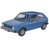 Revell-Monogram VW Rabbit Plastic Model Car Kit 1/24 Scale #854333