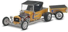 Revell-Monogram Ford Street Rod Plastic Model Car Kit 1/24 Scale #854336