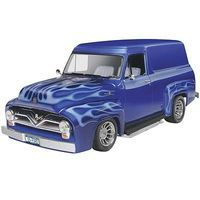 Revell-Monogram 1955 Ford Panel Truck Plastic Model Truck Kit 1/24 Scale #854337