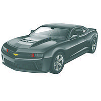 Revell-Monogram 2013 Camaro ZL1 Plastic Model Car Kit 1/25 Scale #854357