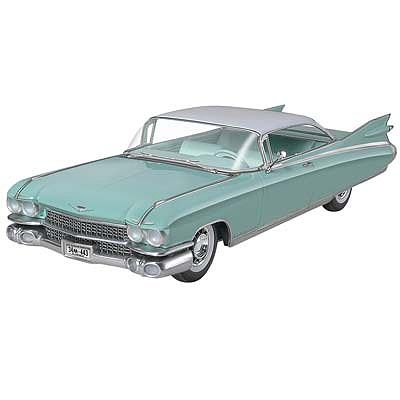 Revell-Monogram '59 Cadillac Eldorado Hardtop -- Plastic Model Car Kit -- 1/25 Scale -- #854361