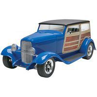 Revell-Monogram Dan Fink Metalworks Speedwagon Plastic Model Car Kit 1/25 Scale #85437