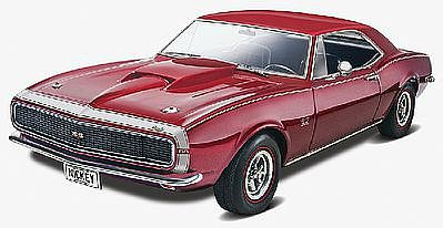 Revell-Monogram 1967 Nickey Camaro -- Plastic Model Car Kit -- 1/25 Scale -- #854377