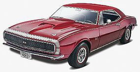Revell-Monogram 1967 Nickey Camaro Plastic Model Car Kit 1/25 Scale #854377