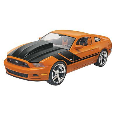 Revell-Monogram Mustang GT Plastic Model Car Kit 1/25 Scale #854379