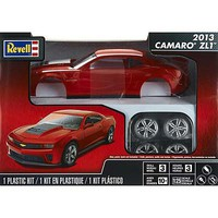 Revell-Monogram 2013 Camaro ZL1 Red Plastic Model Car Kit 1/25 Scale #854385