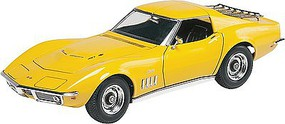 Revell-Monogram 1969 Corvette Coupe Yenko Plastic Model Car Kit 1/25 Scale #854411