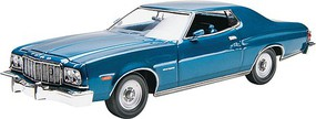 Revell-Monogram 1976 Gran Ford Torino Plastic Model Car Kit 1/25 Scale #854412