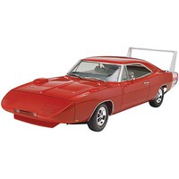 Revell-Monogram 1969 Dodge Charger Daytona 2n1 Plastic Model Car Kit 1/25 Scale #854413