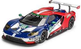 Revell-Monogram Ford GT LeMans 2017 Race Car Plastic Model Car Kit 1/24 Scale #854418