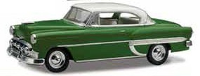 Revell-Monogram 1953 Chevy Bel Air 3n1 Plastic Model Car Truck Vehicle 1/24 Scale #854431