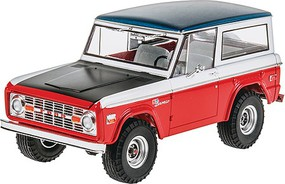 Revell-Monogram Baja Bronco Plastic Model Car Kit 1/25 Scale #854436