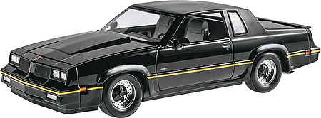 Revell-Monogram 1985 Oldsmobile 442/FE3-X Show Car Plastic Model Car Kit 1/25 Scale #854446