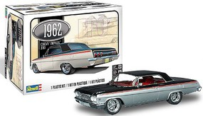 Revell-Monogram 1/25'62 CHEVY IMPALA HARD