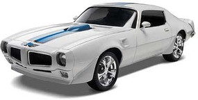 Revell-Monogram 1970 Pontiac Firebird Plastic Model Car Kit 1/24 Scale #854489