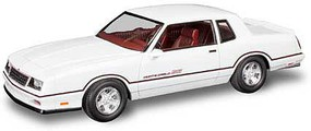 Revell-Monogram 1986 Chevrolet Monte Carlo SS Plastic Model Car Kit 1/24 Scale #854496