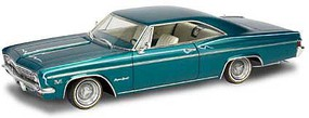 Revell-Monogram '66 Chevy Impala SS 396 2'N1 1/24 1/25 Plastic Model Car Kit #854497