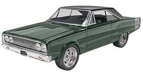 Revell-Monogram 1967 Foose Designed Dodge Coronet Plastic Model Car Kit 1/25 Scale #854906