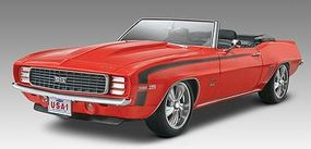 Revell-Monogram 1969 Camaro Convertible Plastic Model Car Kit 1/25 Scale #854929