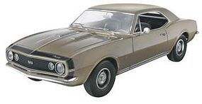1967 Camaro SS 2'n1 Plastic Model Car Kit 1/25 Scale #854936