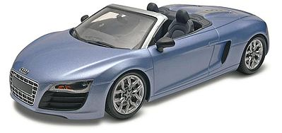 Revell-Monogram Audi R8 Spyder -- Plastic Model Car Kit -- 1/25 Scale -- #854940