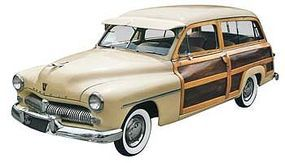 Revell-Monogram 1949 Mercury Wagon Plastic Model Car Kit 1/25 Scale #854996