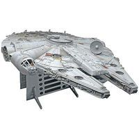 Revell-Monogram Millennium Falcon Science Fiction Plastic Model Kit 1/72 Scale #855093