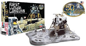 NYA First Lunar Landing Science Fiction Plastic Model Kit 1/48 Scale #855094