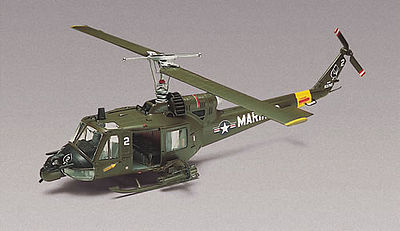 Revell-Monogram Huey Hog -- Plastic Model Helicopter Kit -- 1/48 Scale -- #855201