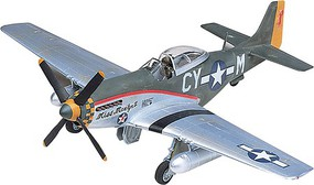 P-51D Mustang Plastic Model Airplane Kit 1/48 Scale #855241