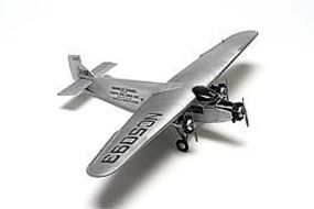 Revell-Monogram Ford Tri Motor Plastic Model Airplane Kit 1/77 Scale #855246