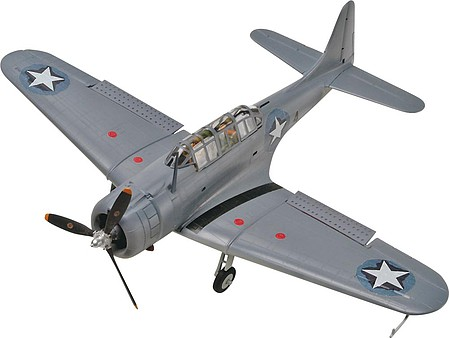 Revell-Monogram Dauntless -- Plastic Model Airplane Kit -- 1/48 Scale -- #855249