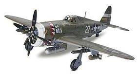 Revell-Monogram P-47D Thunderbolt Razorback Plastic Model Airplane Kit 1/48 Scale #855261